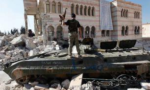Исламисты обстреляли позиции курдов в Алеппо фосфорными снарядами