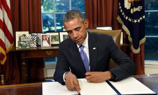 """Обама запретил """"негров"""""""