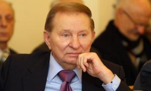 Кучма ушел с поста представителя Украины на переговорах в Минске