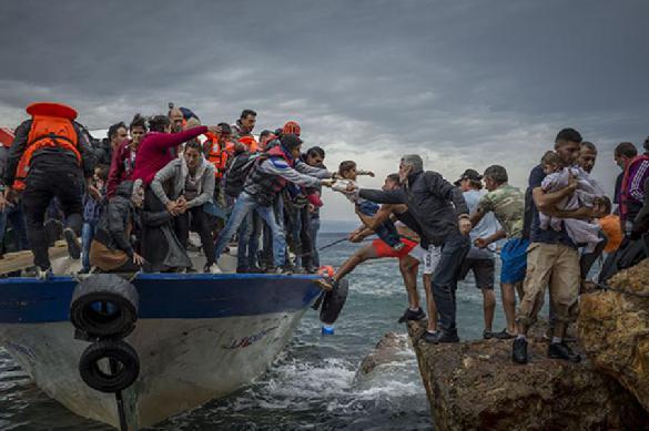 Словения укрепляет границу с Хорватией из-за наплыва беженцев