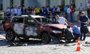 Взрывчатку в авто Павла Шеремета заложила женщина. ВИДЕО