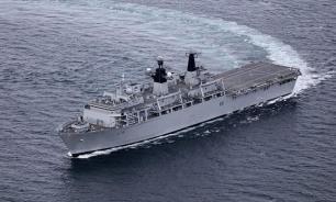 Британские морские пехотинцы разрисовали сослуживцев свастикой на учениях в Балтийском море