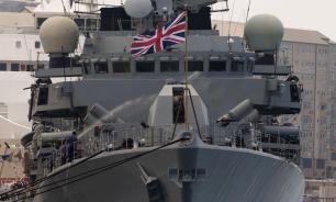 ВМС Великобритании сочли неспособными защитить интересы страны