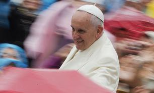 Папа Римский хочет поехать на Донбасс