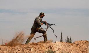 Сирийские военные успешно выдворяют боевиков ИГ из провинции Хомс