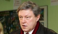 Явлинский готов сдавать Донбасс