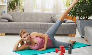 Фитнес в домашних условиях: как все сделать правильно