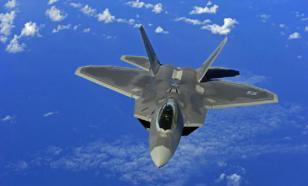 """ВВС США обижены поведением русских """"самолетов-невидимок"""""""