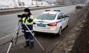 ГИБДД предложила поднять штрафы за превышение скорости в шесть раз