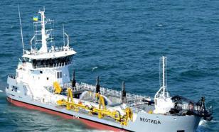 Украинцы срочно решили рыть Азовское море