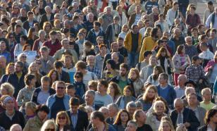 С начала года население России сократилось на 52 тыс. человек