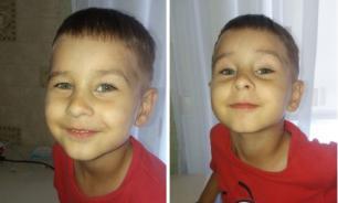 Пропавшего мальчика под Омском нашли живым