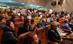 Гагаринский район столицы выступает против строительства метро