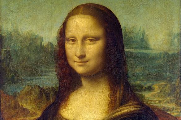 """Исследователи """"Джоконды"""": она действительно улыбается!"""
