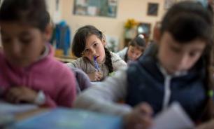 Российских детей лишают языка