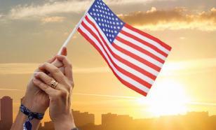 В США в поддержку округа Колумбия вывесили флаги с 51 звездой вместо 50