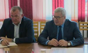 Губернатор Красноярского края ушел в отставку