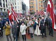 Латвия возвела новый памятник эсэсовцам