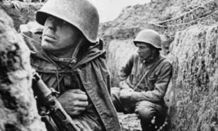Байка времен ВОВ: как старый дед семерых фашистов уложил