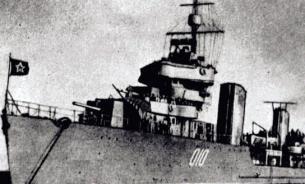 Военная байка: как дед вплавь мины от корабля отталкивал