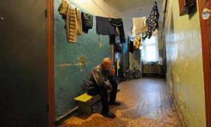"""ВШЭ: 13% россиян могут быть изолированы от """"большого"""" общества"""