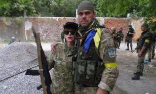 Расстреляна грузинская наемница, тренировавшая украинских националистов