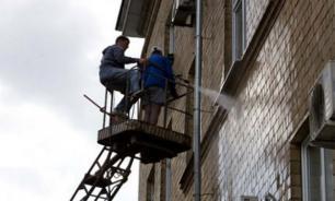 К майским праздникам в Москве отмоют фасады домов
