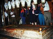Могила Христа находится в Индии?