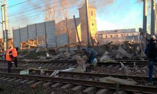 Взрыв в Гатчине: погибло двое человек