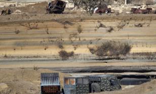 Израиль сообщил о падении сирийских снарядов на Голанских высотах