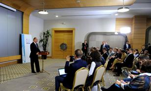 Владимир Путин: Мы никогда не закрывали двери перед западными партнерами