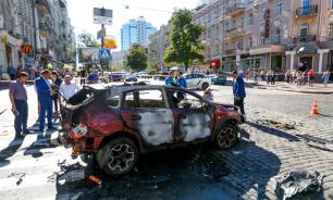 Украинская полиция не может понять, за что убили Шеремета