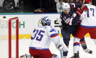 Вратарь Василевский установил рекорд сборной России на чемпионатах мира