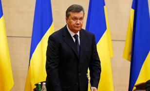 Лесные угодья Януковича на Украине  возвращены в госсобственность