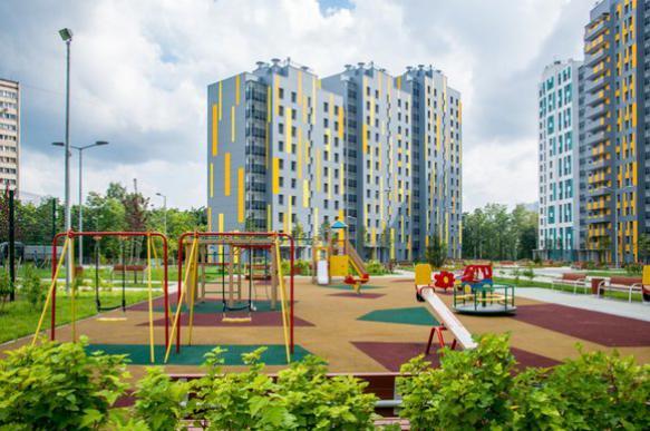 """Программа Правительства Москвы """"Мой район"""" стимулирует развитие городской экономики"""