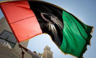 В Ливии создается очаг мирового терроризма