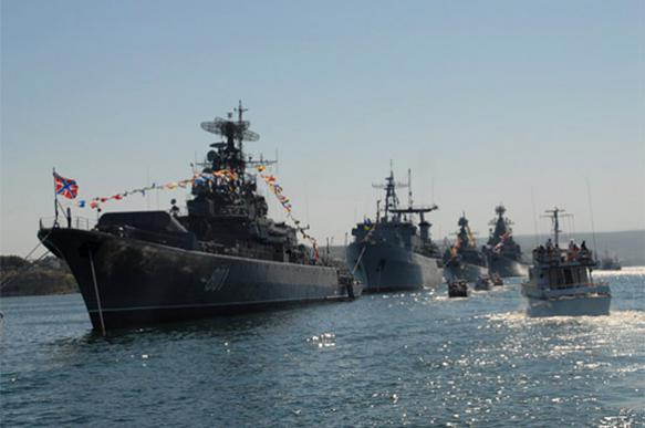 Многообещающий десантный корабль ВМФРФ получит имя «Севастополь»
