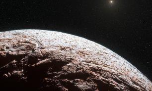 Nature Geoscience: под ледяной поверхностью Плутона может быть теплый океан