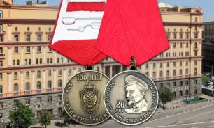 Дзержинский вернулся! Чекистам выдадут медаль с Железным Феликсом