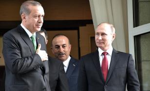 Владимир Путин назвал переговоры с Тайипом Эрдоганом содержательными