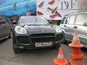 Платными парковками в Москве правит матрица