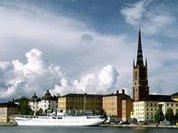 Исламистская мина под Швецией