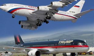 Самолеты Путина и Трампа сравнили по мощи и стоимости