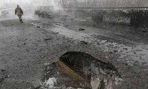 Ночью ВСУ снова обстреляли пригород Донецка