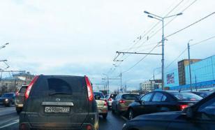 Траектории движения по московским улицам будут изменены
