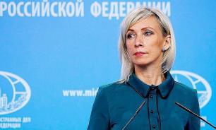 Захарова заявила, что с США опасно вести переговоры
