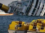 Затонувший лайнер готовят к плаванью