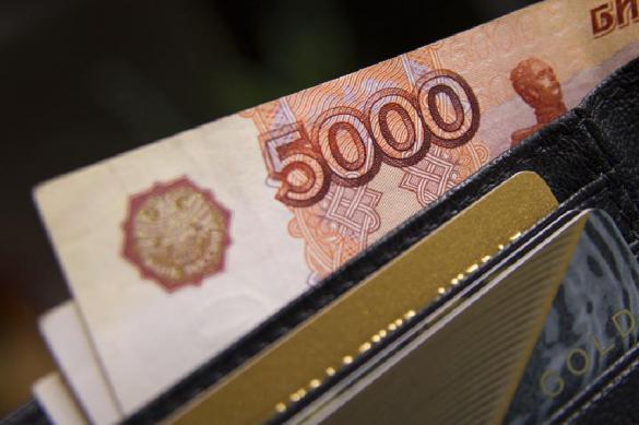 Росстат: россияне скопили рекордную сумму денег