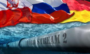 """Норвегия и Польша решили строить свой """"Северный поток - 2"""""""