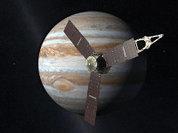 Карусель в атмосфере Юпитера